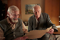 Remember (2015)<br /> Martin Landau and Christopher Plummer <br /> *Filmstill - Editorial Use Only*<br /> CAP/FB<br /> Image supplied by Capital Pictures /MediaPunch ***NORTH AND SOUTH AMERICAS ONLY***