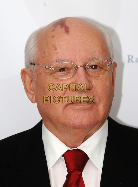 MIKHAIL GORBACHEV.Raisa Gorbachev Foundation Launch Party, Althrop, Northamptonshire, England,.10th June 2006..portrait headshot .Ref: PL.www.capitalpictures.com.sales@capitalpictures.com.©Capital Pictures
