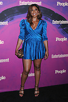 13 May 2019 - New York, New York - Kimrie Lewis-Davis at the Entertainment Weekly & People New York Upfronts Celebration at Union Park in Flat Iron.   <br /> CAP/ADM/LJ<br /> ©LJ/ADM/Capital Pictures
