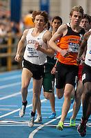 NCAA Indoor Track Championships Oklahoma