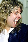 Feb 19, 1986: OZZY OSBOURNE - Ultimate Sin Tour Odeon Hammersmith London
