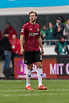 11.05.2019, HDI Arena, Hannover, GER, 1.FBL, Hannover 96 vs SC Freiburg<br /> <br /> DFL REGULATIONS PROHIBIT ANY USE OF PHOTOGRAPHS AS IMAGE SEQUENCES AND/OR QUASI-VIDEO.<br /> <br /> im Bild / picture shows<br /> Niclas Füllkrug / Fuellkrug (Hannover 96 #24), <br /> <br /> Foto © nordphoto / Ewert