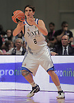 Real Madrid's Carlos Suarez during ACB match.September 30,2010. (ALTERPHOTOS/Acero)