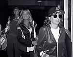 Ann Turkel, Valerine Perrine and Penny Marshall attend a Celebrity Charity Tennis Tournament at Long Island City on May 17, 1981 in New York City.