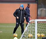 30.3.2018: Rangers training:<br /> Graeme Murty
