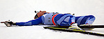 Anne Kylloenen in action during the Women 5 km Classic Individual in Val Di Fiemme<br /> <br /> &copy; Pierre Teyssot