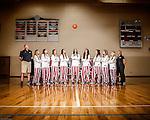 2012-2013 PHS Girl's Basketball