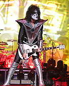 "SUNRISE FL - AUGUST 06: Tommy Thayer of KISS performs during ""The End Of The Road World Tour"" at The BB&T Center on August 6, 2019 in Sunrise, Florida. Photo by Larry Marano © 2019"