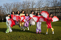 Tet In Seattle,  Vietnamese New Year Festival 2019, Seattle Center, WA, USA.
