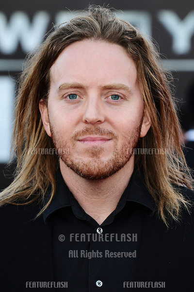 "Tim Minchin arrives for the premiere of ""Cowboys and Aliens"" at the 02 cineworld cinema, London. 11/08/2011 Picture by: Steve Vas / Featureflash"