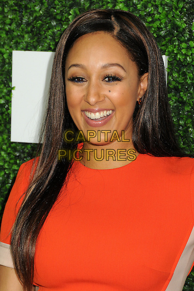 27 February 2014 - Beverly Hills, California - Tamera Mowry. 7th Annual ESSENCE &quot;Black Women in Hollywood&quot; Luncheon held at the Beverly Hills Hotel. <br /> CAP/ADM/BP<br /> &copy;Byron Purvis/AdMedia/Capital Pictures