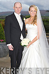 Catriona O'Sullivan daughter of Batt and Nora, Tullamore, Listowel and .Brian Sheehan son Patrick and Noreen, Glin, Limerick, who were married on .Saturday at the St Teresa's Church, Ballydonoghue. Fr John Lawlor. Bestman .was Paudie Sheehan (grooms brother) and groomsman was James Sheehan. .Bridesmaids were Norma O'Sullivan (brides sister) and Marie O'Sullivan. .Flowergirl was Niamh Ambrose. Pageboy was Shay Sheehan. The reception was .held at the Ballyroe Heights hotel, Tralee and the couple will reside in .Curraghchase, Limerick.