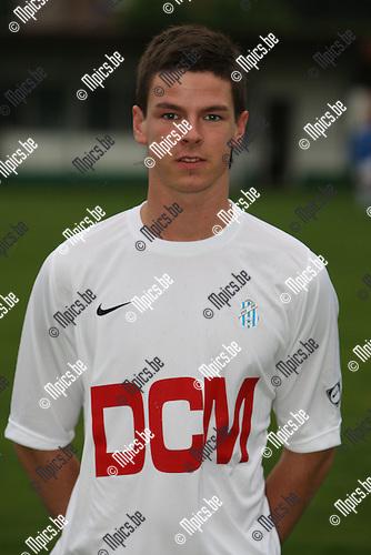 2007-08-11 / Voetbal / KFC Katelijne / De Schouwer Steve