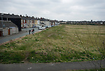 The site of The Victoria Ground, home of Stoke City until 1997. Photo by Paul Thompson.