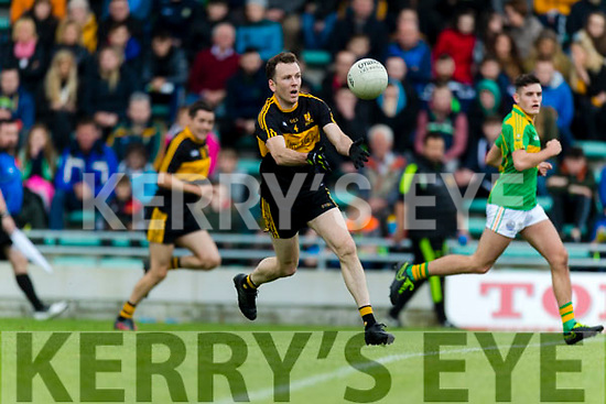 Luke Quinn  Dr Crokes in action against  South Kerry in the Senior County Football Final in Austin Stack Park on Sunday