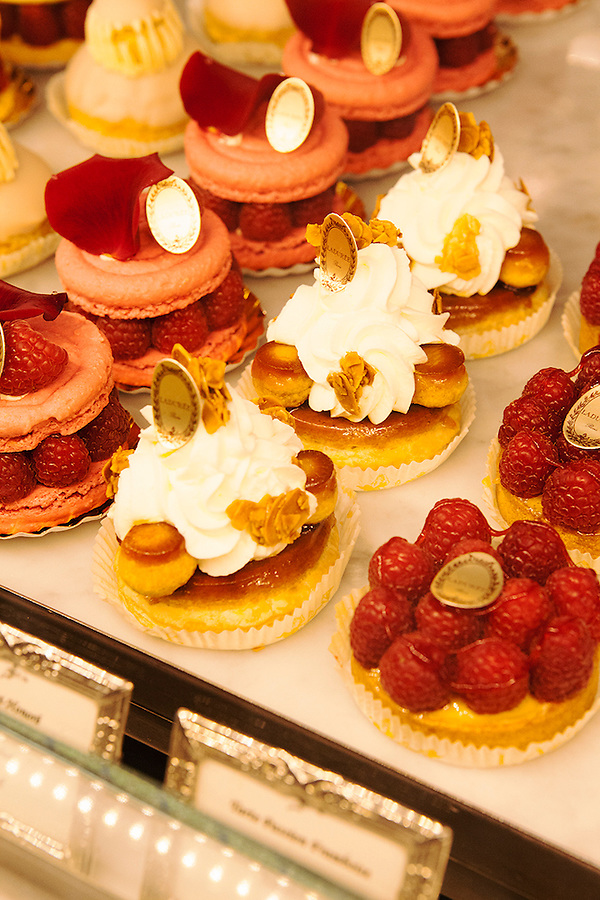 Patisserie in Paris, France