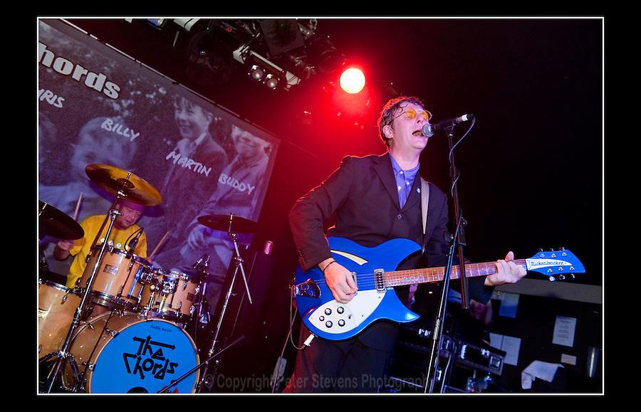Buddy Ascott & Billy Hassett - The Chords - The Garage, Highbury corner, Islington, London N1 - 21st August 2010