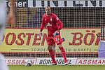 12.10.2018, Stadion an der Bremen Bruecke, Osnabrueck, GER, FSP, 1.FBL, VfL Osnabrueck vs Werder Bremen<br /> <br /> DFL REGULATIONS PROHIBIT ANY USE OF PHOTOGRAPHS AS IMAGE SEQUENCES AND/OR QUASI-VIDEO.<br /> <br /> im Bild / picture shows<br /> Jaroslav Drobny (Werder Bremen #33), <br /> <br /> Foto © nordphoto / Ewert