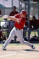 Kyle Greene - Arizona Diamondbacks - 2009 spring training.Photo by:  Bill Mitchell/Four Seam Images