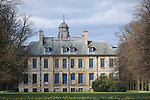 31st March 2017, A view of Belton House during the 2017  Belton International Horse Trials, Belton House, Grantham, United Kingdom. Jonathan Clarke/JPC Images
