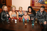 3/10/2010. Traveler 's are pictured in the bar at Haydons Hotel. The only Hotel in Ballinasloe that serves travelers alcohol. Picture James Horan