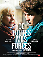 De toutes mes forces (2017) <br /> POSTER ART<br /> *Filmstill - Editorial Use Only*<br /> CAP/KFS<br /> Image supplied by Capital Pictures