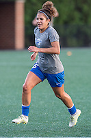 Allston, MA - Wednesday Sept. 07, 2016: Angela Salem during a regular season National Women's Soccer League (NWSL) match between the Boston Breakers and the Western New York Flash at Jordan Field.
