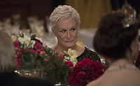 Glenn Close in The Wife (2017)<br /> *Filmstill - Editorial Use Only*<br /> CAP/RFS<br /> Image supplied by Capital Pictures