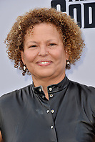 "LOS ANGELES, USA. June 04, 2019: Debra L. Lee at the premiere for ""The Black Godfather"" at Paramount Theatre.<br /> Picture: Paul Smith/Featureflash"