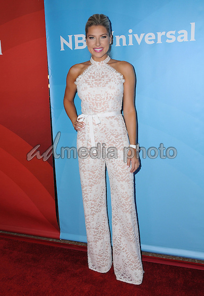 03 August 2016 - Beverly Hills, California. Melanie Collins. 2016 NBCUniversal Summer Press Tour Day 2 held at the Beverly Hilton Hotel. Photo Credit: Birdie Thompson/AdMedia
