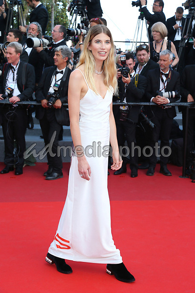 """24 May 2017 - Cannes, France - Veronika Heilbrunner . """"The Beguiled"""" Premiere - The 70th Annual Cannes Film Festival. Photo Credit: Georg Wenzel/face to face/AdMedia"""