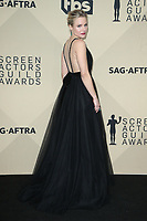 LOS ANGELES, CA - JANUARY 21: Kristen Bell at The 24th Annual Screen Actors Guild Awards - Press Room held at The Shrine Auditorium in Los Angeles, California on January 21, 2018. Credit: FSRetna/MediaPunch