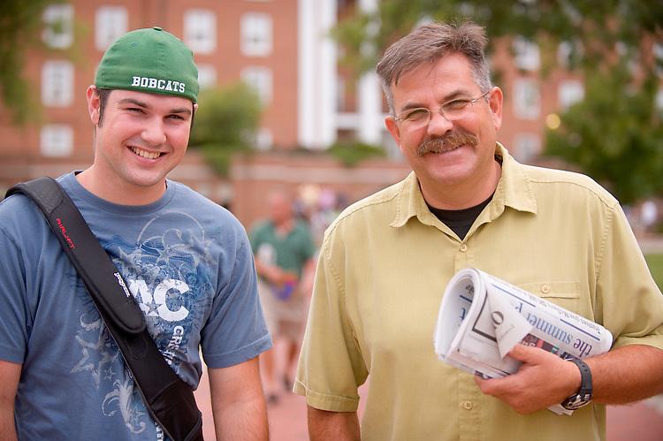 19003Pre-College ...David & Kurt Clechenko(Dad)