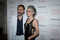 Nikola Duravcevic, Dana Ben-Ari, New York Academy of Art Tribeca Ball
