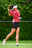 Gerina Piller (USA) watches her tee shot on 11 during Thursday's round 1 of the 2017 KPMG Women's PGA Championship, at Olympia Fields Country Club, Olympia Fields, Illinois. 6/29/2017.<br /> Picture: Golffile | Ken Murray<br /> <br /> <br /> All photo usage must carry mandatory copyright credit (&copy; Golffile | Ken Murray)