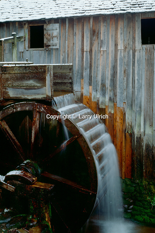 John P. Cable Grist Mill<br />