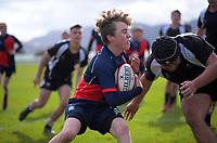 200808 Wellington Premier 3 College Rugby - HIBS v HVHS
