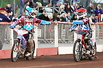 LAKESIDE HAMMERS v POOLE PIRATES<br /> FRIDAY 7THD JUNE 2013<br /> ELITE LEAGUE<br /> ARENA-ESSEX<br /> HEAT 12