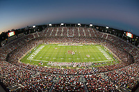 Stanford Football vs USC, September 15, 2012