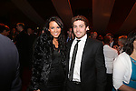 Wales Sport Awards 2013<br /> Jess Tumelty &amp; Leigh Halfpenny<br /> 09.11.13<br /> &copy;Steve Pope-SPORTINGWALES