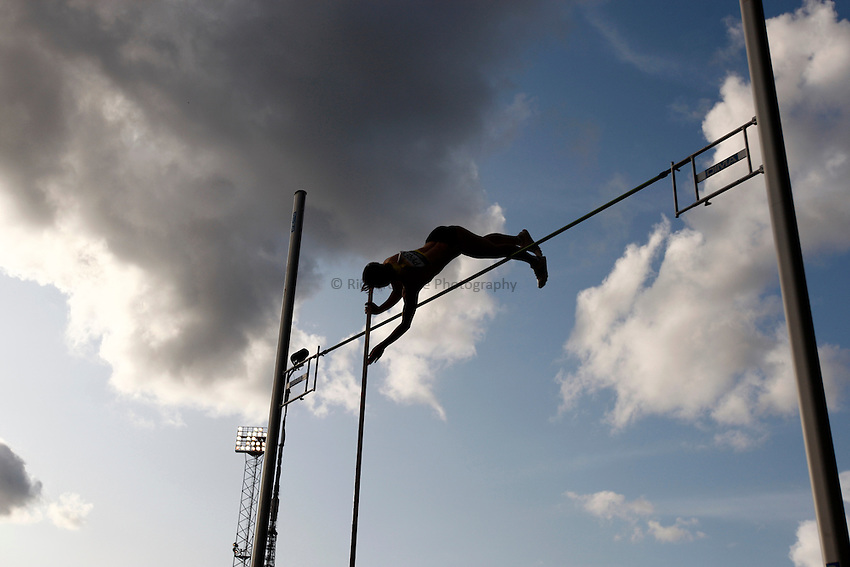 Photo: Richard Lane/Richard Lane Photography..Aviva London Grand Prix. 24/07/2009. Women's pole vault.