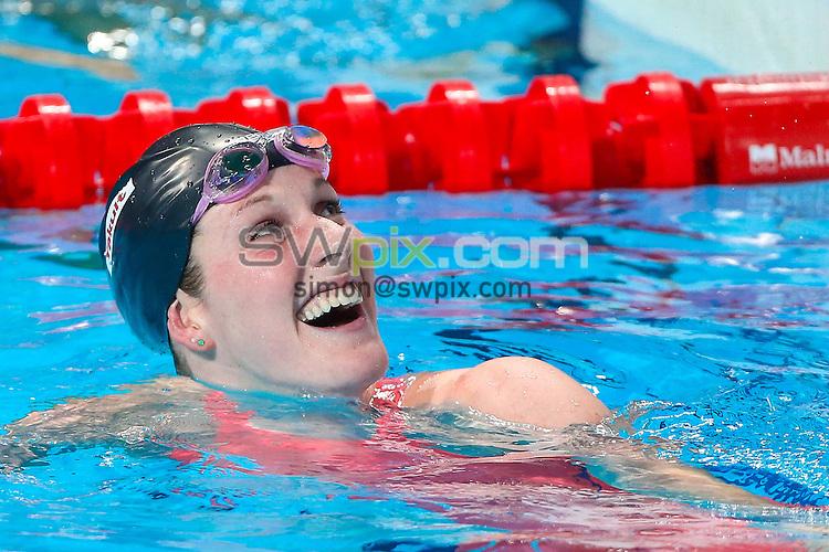 Picture by Alex Whitehead/SWpix.com - 08/08/2015 - Swimming - 16th FINA World Swimming Championships 2015 - Kazan Arena Stadium, Kazan, Russia - USA's Missy Franklin.