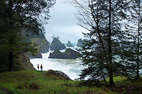 Secret beach,  Samuel Boardman Scenic Corridor, Oregon coast