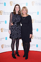 Amanda Berry and Jane Lush<br /> at the photocall for BAFTA Film Awards 2018 nominations announcement, London<br /> <br /> <br /> &copy;Ash Knotek  D3367  09/01/2018