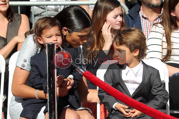 Camila Alves<br /> at the Matthew McConaughey Star on the Hollywood Walk of Fame, Hololywood, CA 11-17-14<br /> David Edwards/DailyCeleb.com 818-249-4998