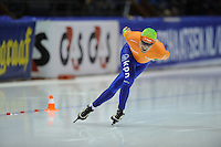 SCHAATSEN: HEERENVEEN: Thialf, World Cup, 03-12-11, 10000m A, Bob de Jong NED, ©foto: Martin de Jong
