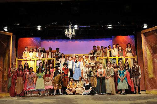 2011-05 MS Beauty and the Beast Cast 2..Photo by Ashley Batz