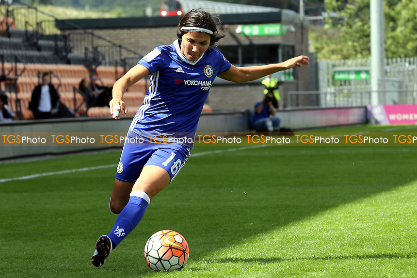 Ana Borges of Chelsea Ladies during London Bees vs Chelsea Ladies, FA WSL Continental Cup Football at the Hive Stadium on 2nd July 2016