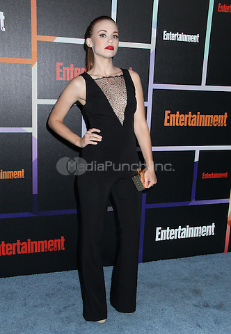 SAN DIEGO, CA - JULY 26: Holland Roden at Entertainment Weekly's Annual Comic-Con Celebration at Float at Hard Rock Hotel San Diego on July 26, 2014 in San Diego, California. Credit: RTNMichelle/MediaPunch