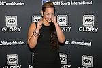 Orange is the New Black Actress Dascha Polanco Attend GLORY Sports International (GSI) Presents GLORY 12 Kick Boxing World Championship NEW YORK, LIVE on SPIKE TV, from the Theater at Madison Square Garden, NY